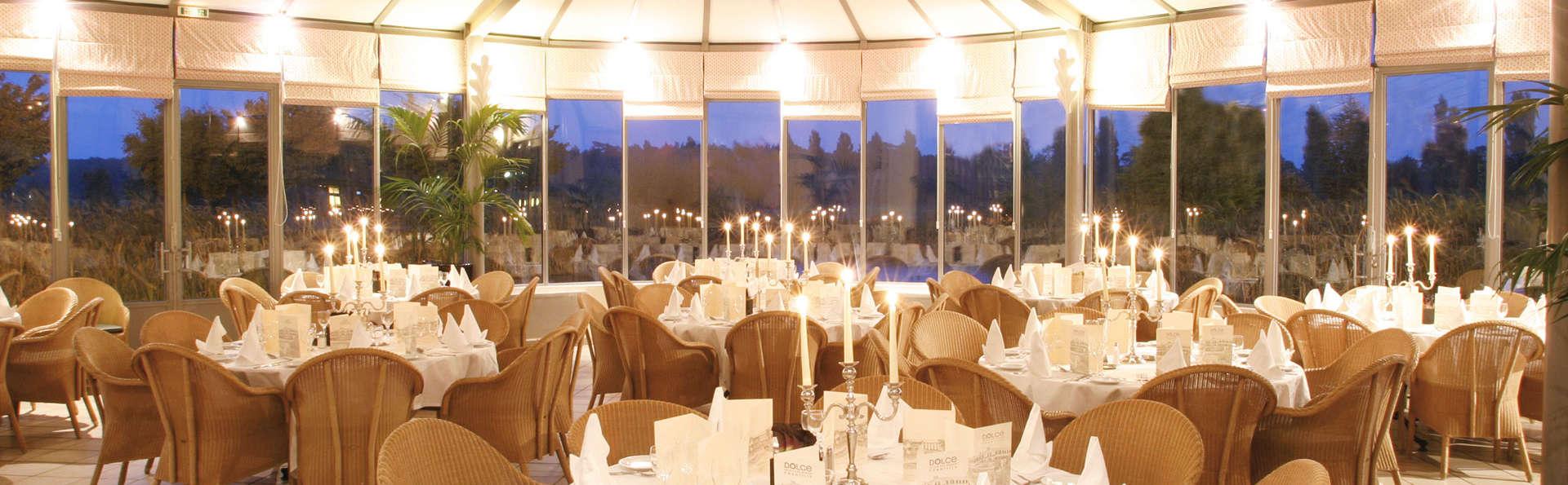 Week-end détente avec dîner à 40 minutes de Paris