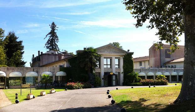 Relais de Margaux Hotel Spa - front