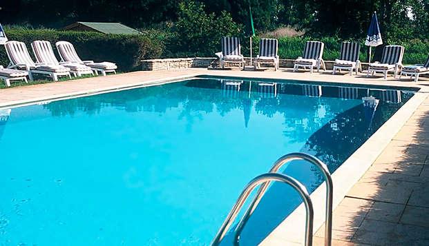 Relais de Margaux Hotel Spa - pool