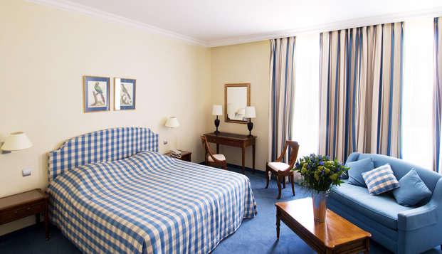 Relais de Margaux Hotel Spa - room