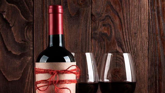 1 Benjamín (Media botella) de vino