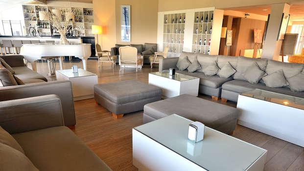Hotel Les Dryades Golf Spa - lounge