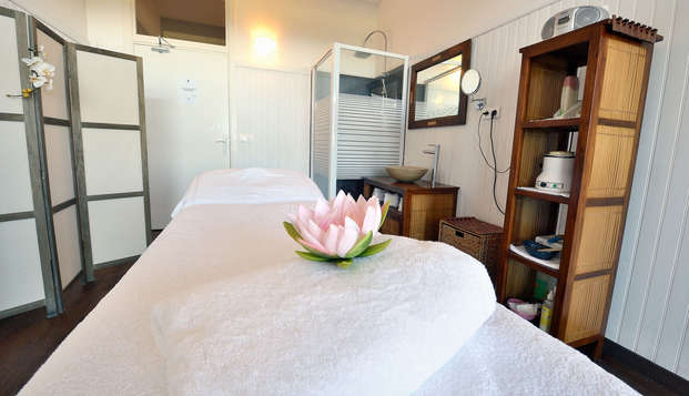 Hotel Les Dryades Golf Spa - masaje