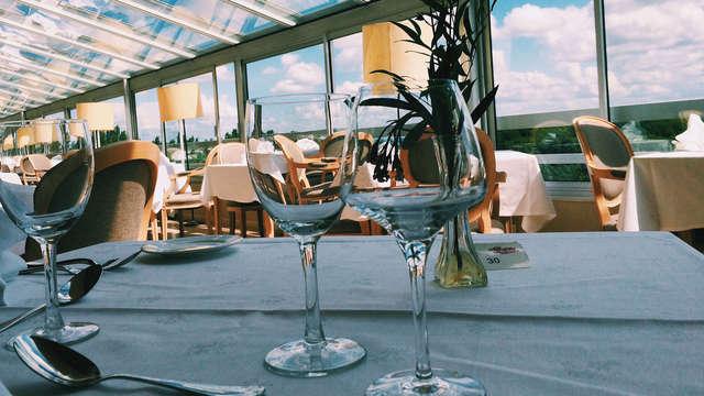 Hotel Les Dryades Golf Spa - restaurantr
