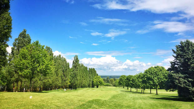 Hotel Les Dryades Golf Spa - surroundings