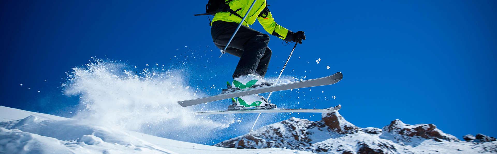 Spécial ski : Authentique dîner Savoyard et accès spa entre la Plagne et les Arcs