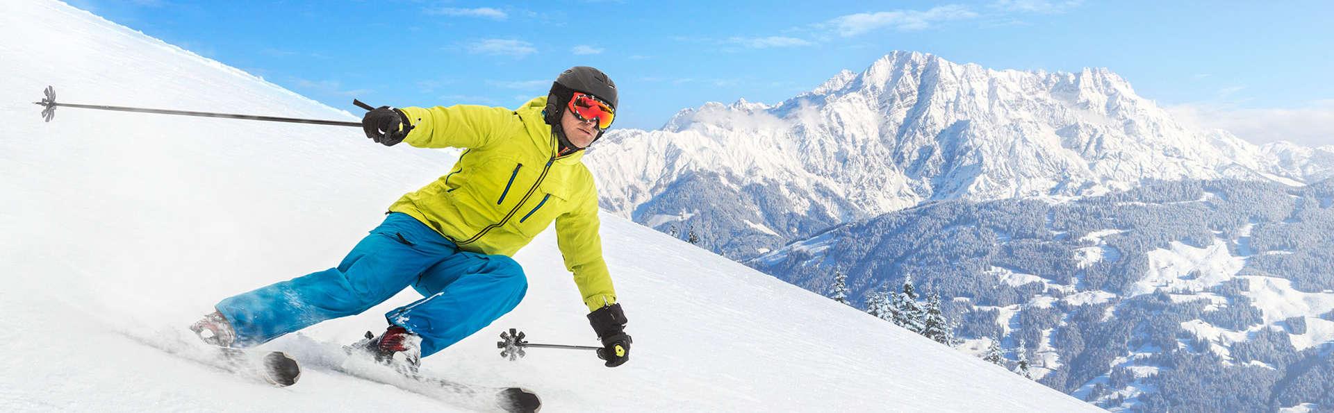 Détente au coeur des montagnes, avec remise sur les forfaits et le métériel de ski, près des Arcs