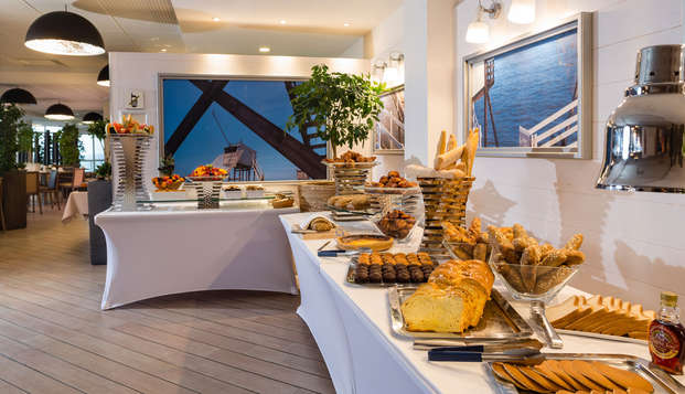 Hotel Cordouan Spa by Thalazur - buffet