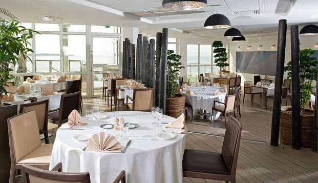Hotel Cordouan Spa by Thalazur - restaurant