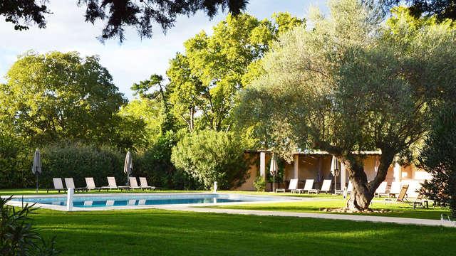 Estancia en un hotel con encanto cerca del Pont du Gard (desde 2 noches)