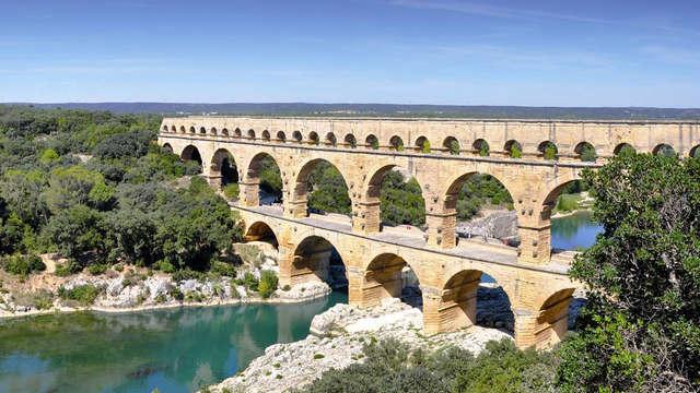 Découverte de la région du Gard dans un hôtel de charme