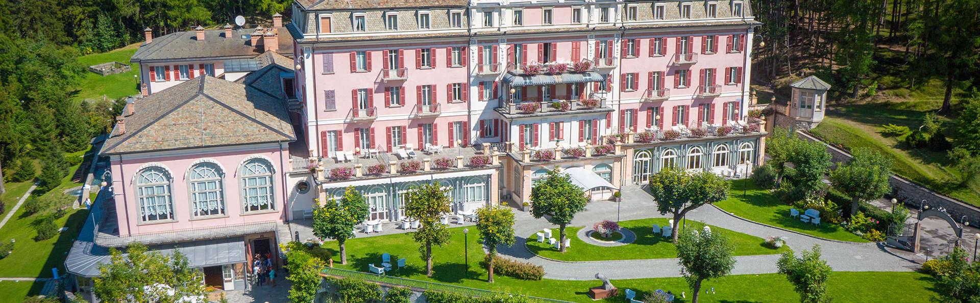 qc terme grand hotel bagni nuovi 5* - valdidentro, italia