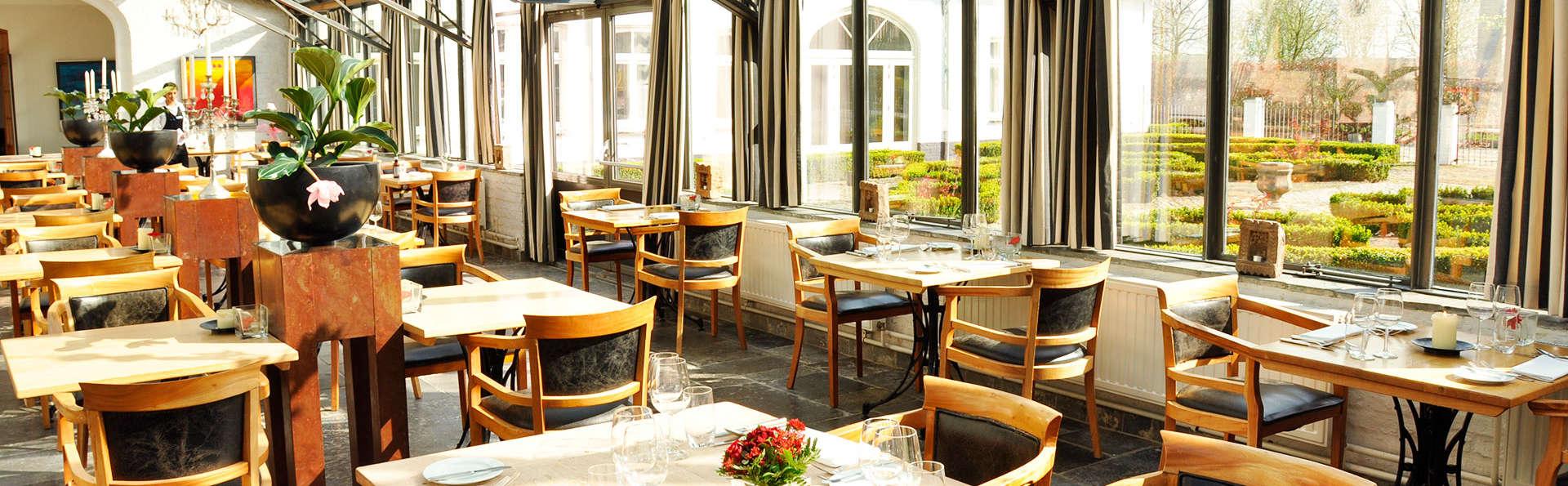 Vente Exclusive : week-end gourmand dans un château à Limbourg