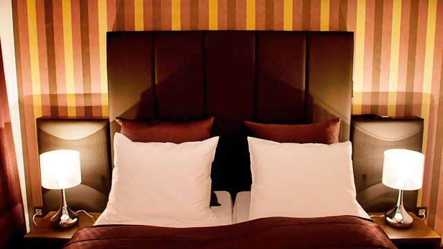 2 overnachtingen in een tweepersoons kamer deluxe voor 2 volwassenen