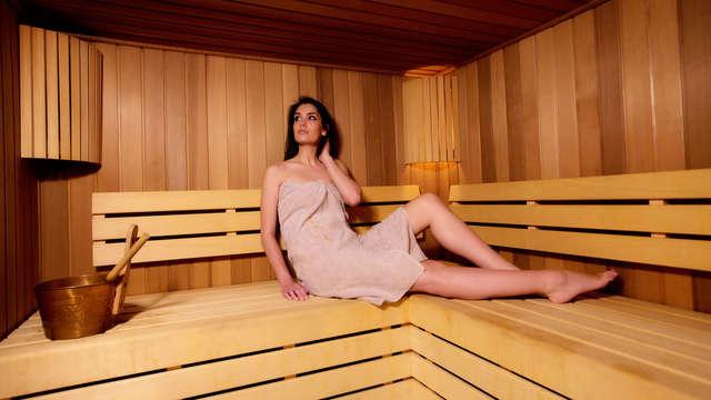 Le Colisee Hotel et Spa - sauna