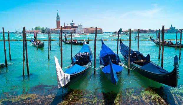 Séjour aux portes de Venise avec tour en gondole, à prix spécial !