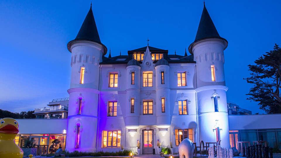 Château des Tourelles Hôtel Thalasso Spa Baie de La Baule - EDIT_Vue-chateau.jpg