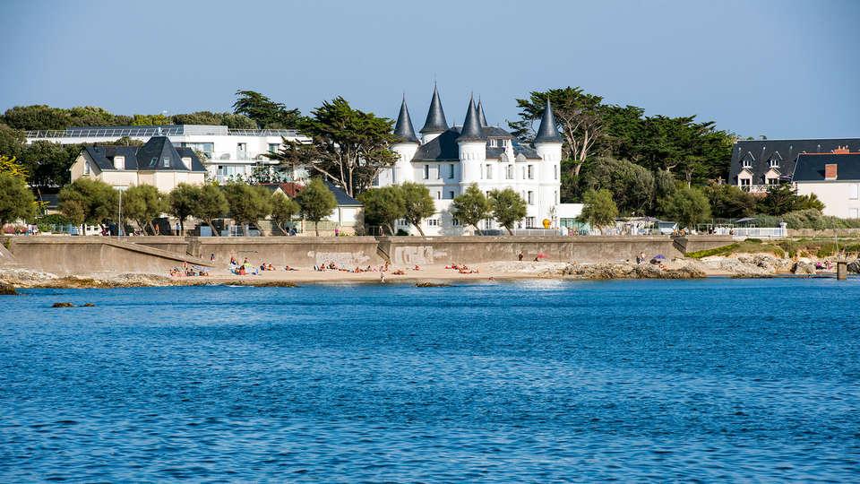 Château des Tourelles Hôtel Thalasso Spa Baie de La Baule - EDIT_Vue-Ch_oteau-des-Tourelles.jpg