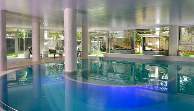 Chateau des Tourelles Hotel Thalasso Spa Baie de La Baule - spa