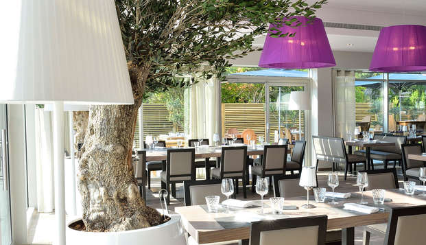 Chateau des Tourelles Hotel Thalasso Spa Baie de La Baule - restaurant