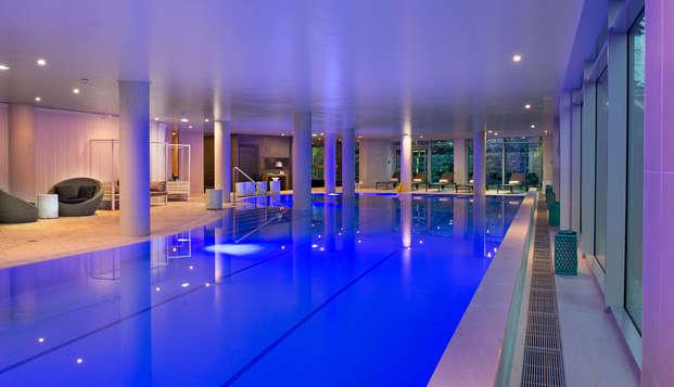 Chateau des Tourelles Hotel Thalasso Spa Baie de La Baule - pool