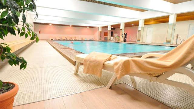 Séjour de charme dans les Alpes avec accès au spa pour des moments de pure détente !