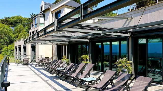 L Agapa Hotel Spa Nuxe