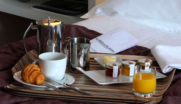 Spa Marin du Val Andre Thalasso Resort - Breakfast