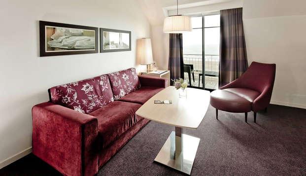Spa Marin du Val Andre Thalasso Resort - jr suite