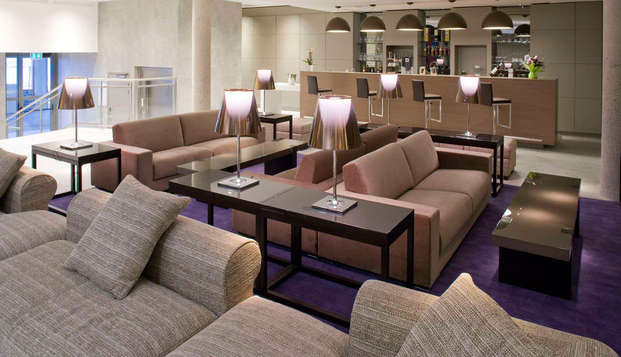 Spa Marin du Val Andre Thalasso Resort - lounge