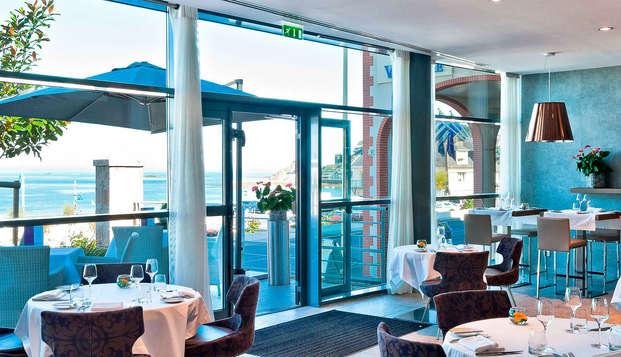 Spa Marin du Val Andre Thalasso Resort - Restaurant