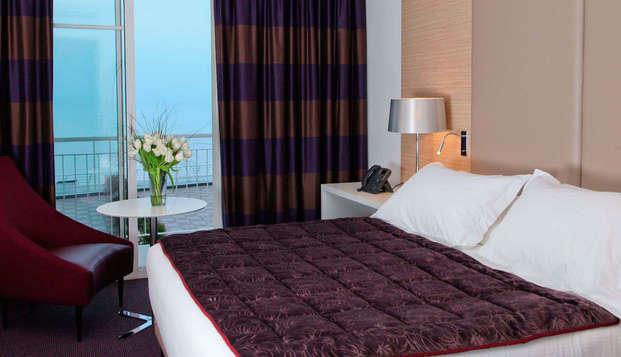 Spa Marin du Val Andre Thalasso Resort - room
