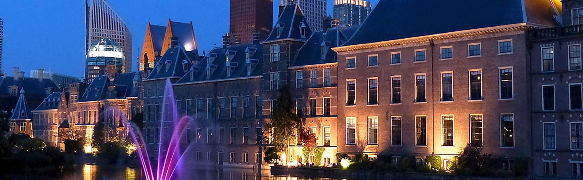 Culinair avontuur in klassiek hotel vlakbij Scheveningen