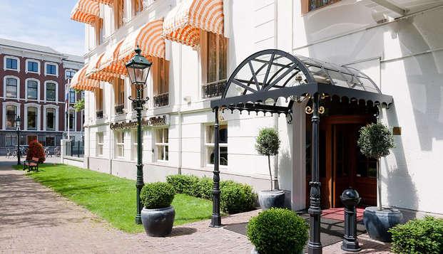 Lifestyle Hotel Carlton Ambassador - front