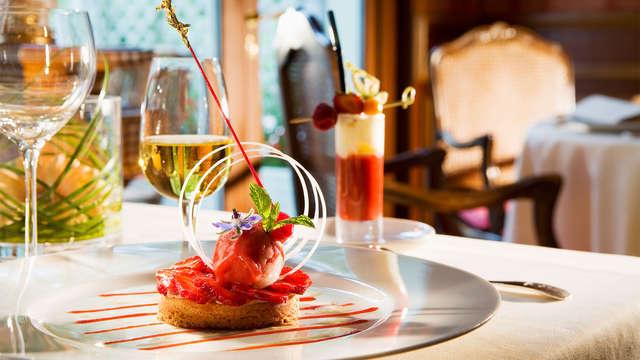 Escapade détente et gastronomique en Alsace