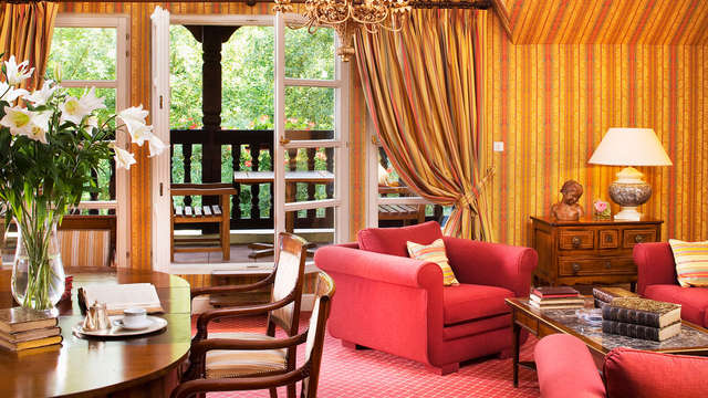 Hotel et Spa Chateau de l Ile