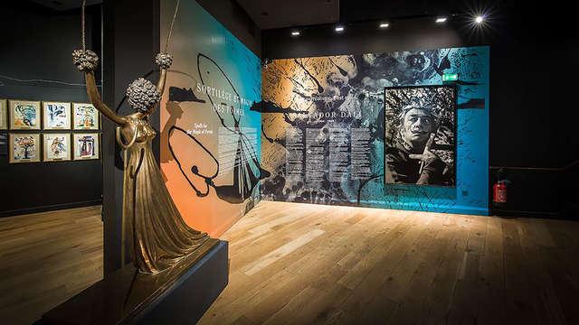 Descubre el espacio Dalí durante tu estancia en el barrio parisino de Montmartre