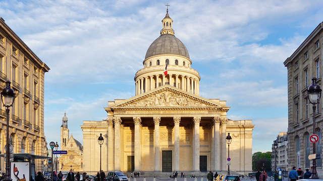Week-end à Paris avec visite du Panthéon