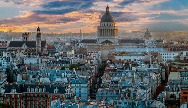 Week-end au coeur de Paris avec entrée au Panthéon