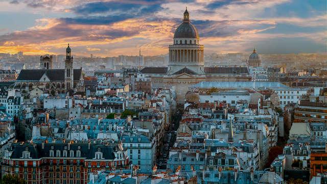 Escapada al corazón de París con entrada para el Panteón