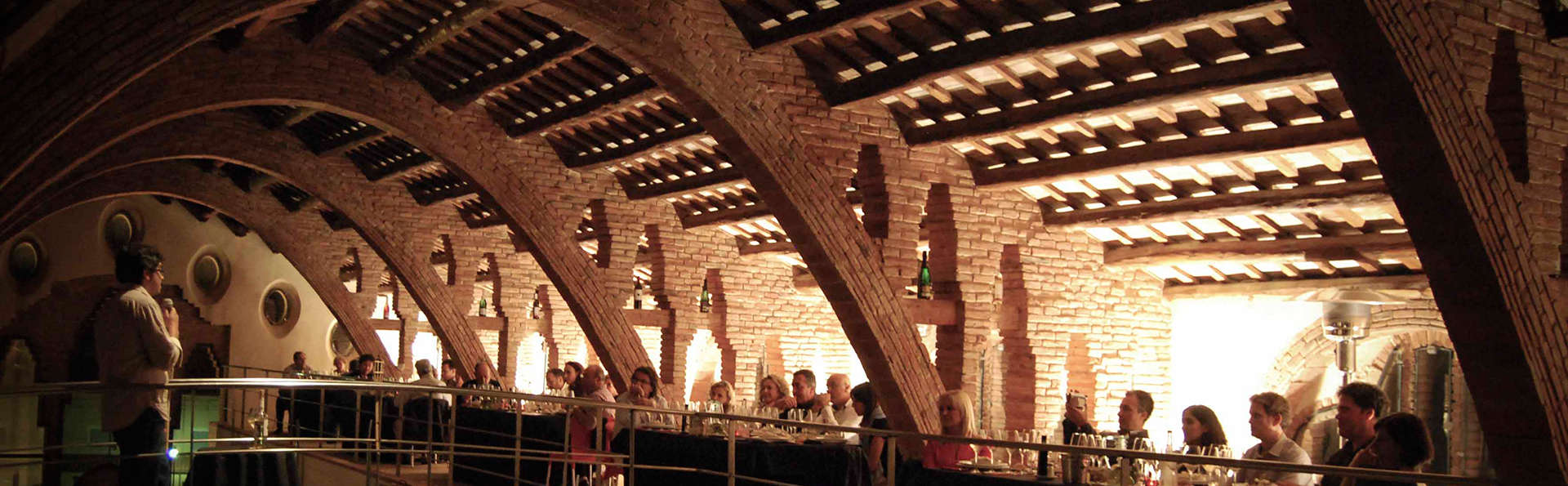 Visite de cave et dégustation sur la Costa Dorada