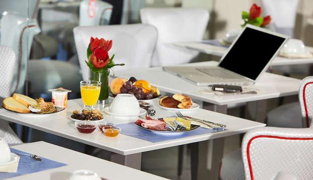 Hotel Kyriad Marseille Centre Paradis-Prefecture - breakfast