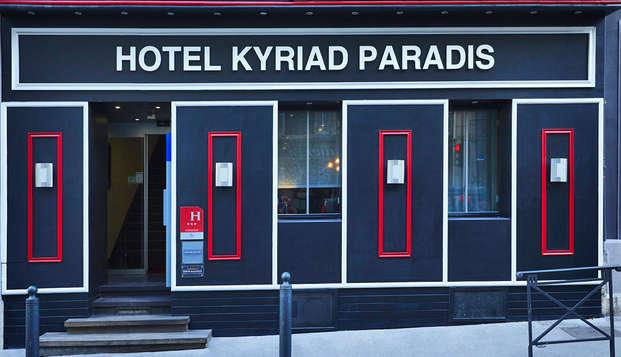 Hotel Kyriad Marseille Centre Paradis-Prefecture - Front