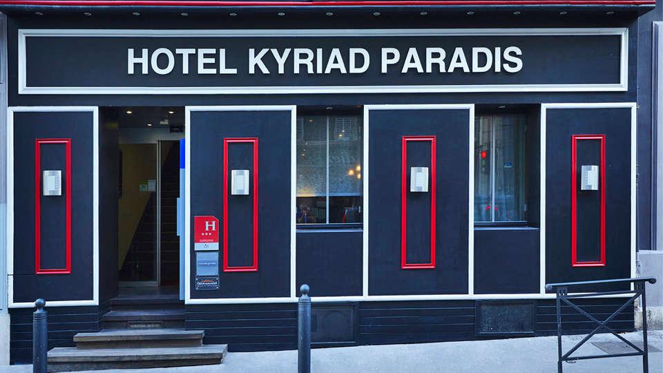 Hôtel Kyriad Marseille Centre Paradis-Préfecture - EDIT_Front3.jpg