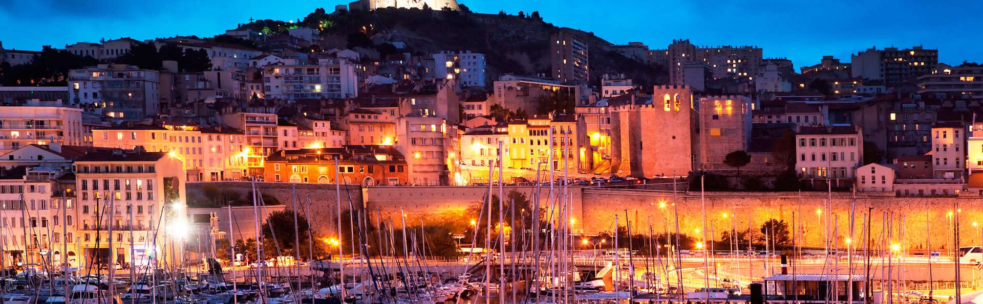 H U00f4tel Kyriad Marseille Centre Paradis