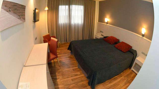 Hotel Tactica - room