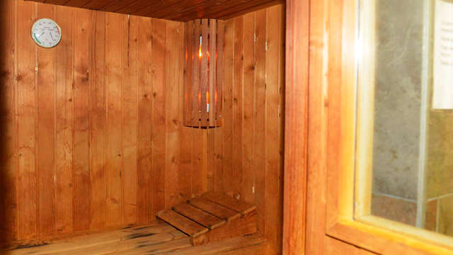 Hotel Tactica - sauna