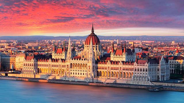 Descubre el corazón de la preciosa Budapest