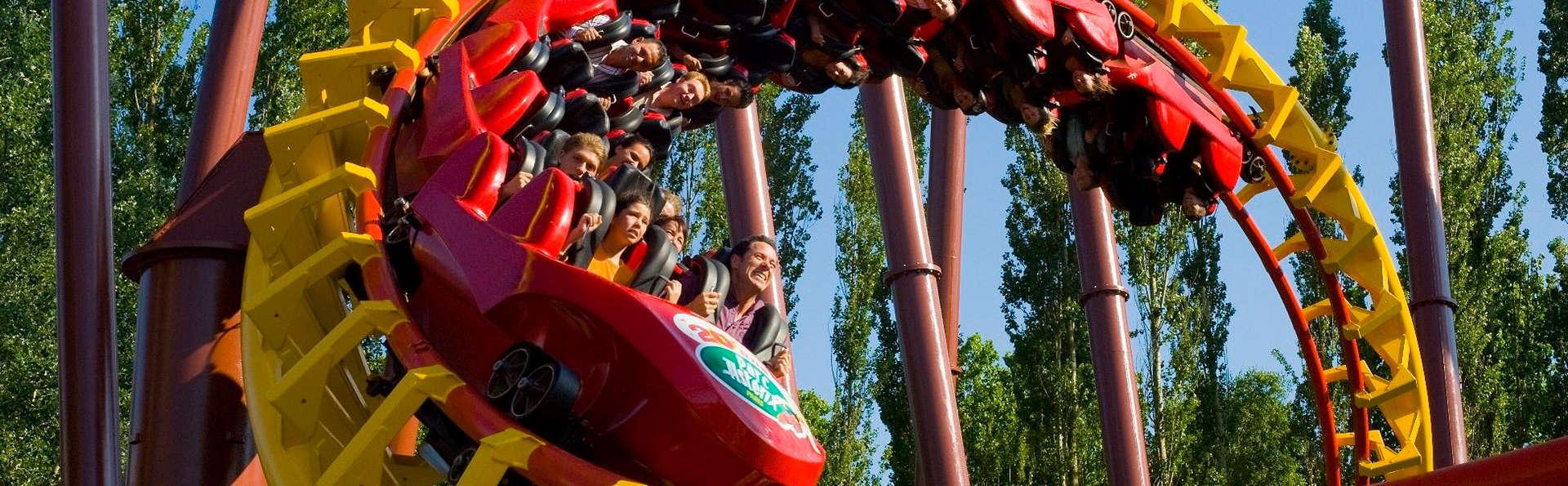 Escapade familiale avec entrée au Parc Asterix