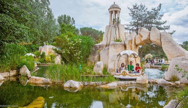 Speciale aanbieding: relaxweekend met zijn tweeën of met het hele gezin, inclusief toegang tot Parc Astérix